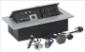 多媒体线盒多功能桌面插座会议桌面信息盒